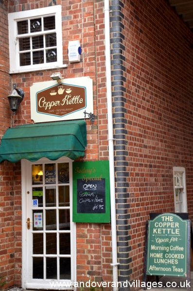 Copper Kettle Sunday Lunch - May 2015