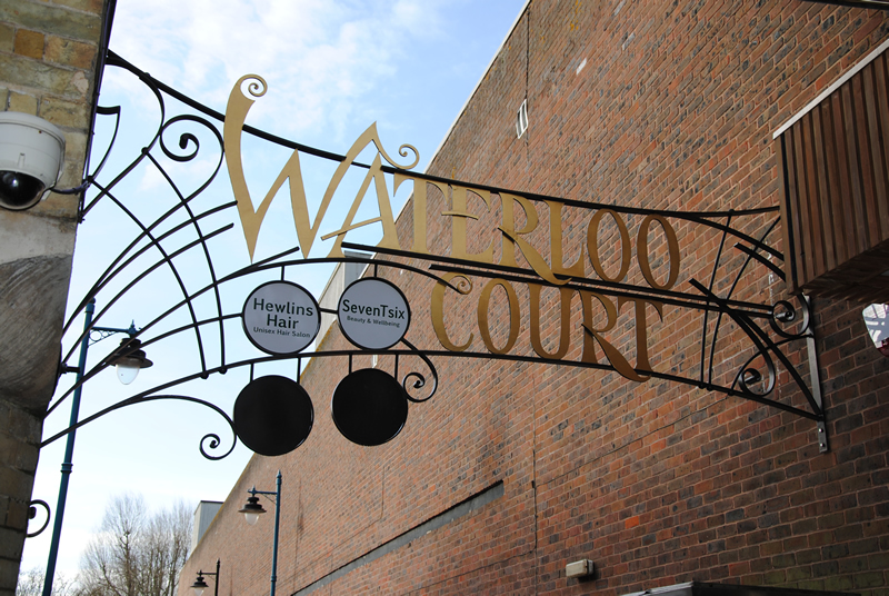 Business News | The Battle for Waterloo Court Begins | Andover & Villages