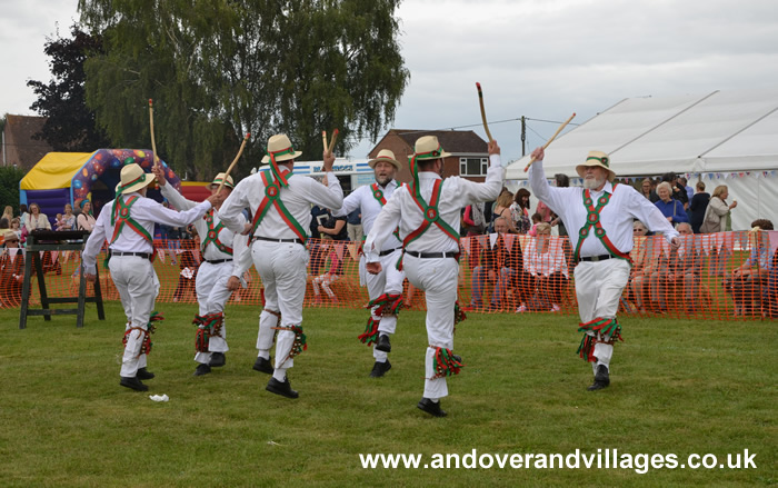 Andover What's On - Abbotts Ann Village Fete 2014