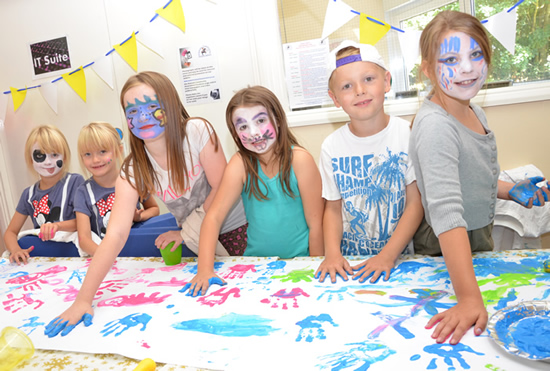 Andover What's On Guide - King Arthurs Way Family Fun Day 2014