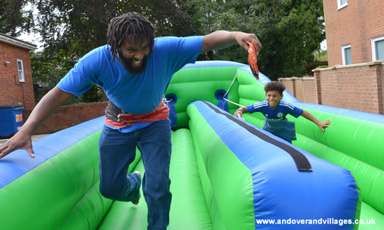Andover What's On Guide - The Wolversdene Club Family Fun Day 2014