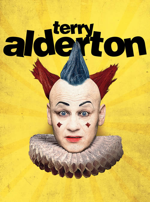Andover What's On Guide - Terry Alderton Performs at the Lights, Andover
