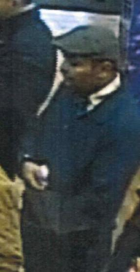 Police Appeal for WH Smith Distraction Theft