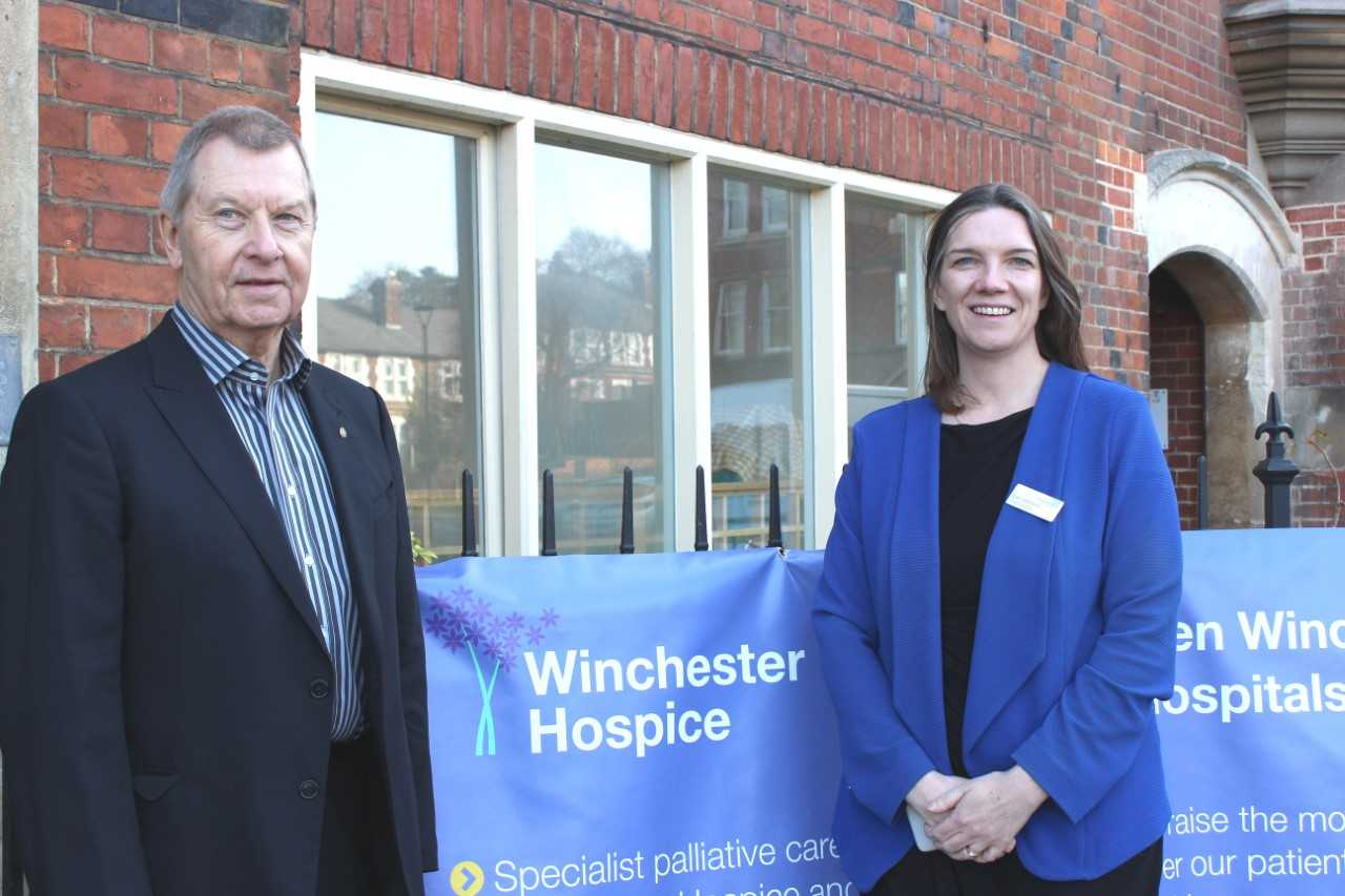 Health News | Winchester Rotary Boosts Hospice Appeal | Andover & Villages