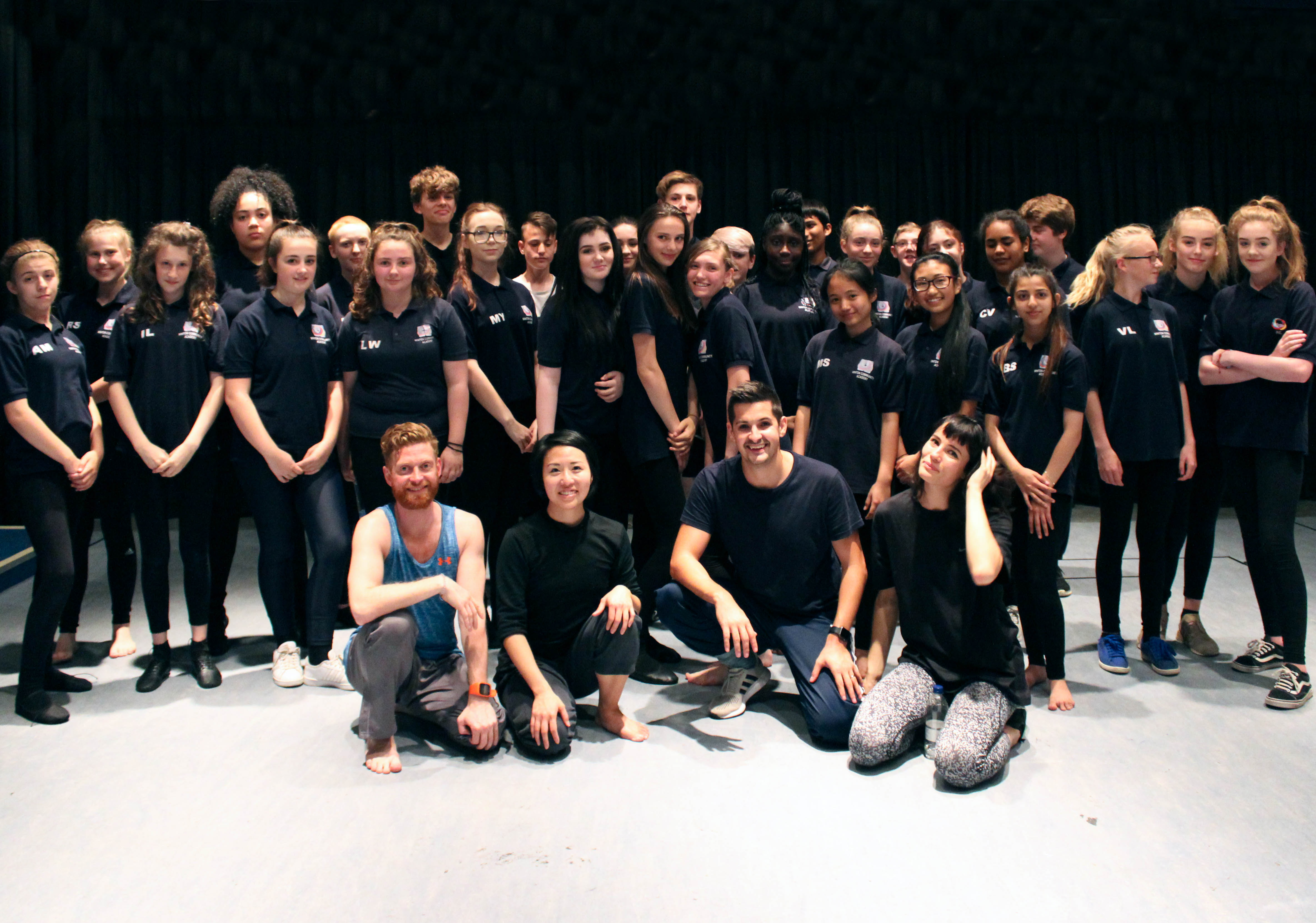 Education News | Professional Dancers Hold Workshop | Andover & Villages