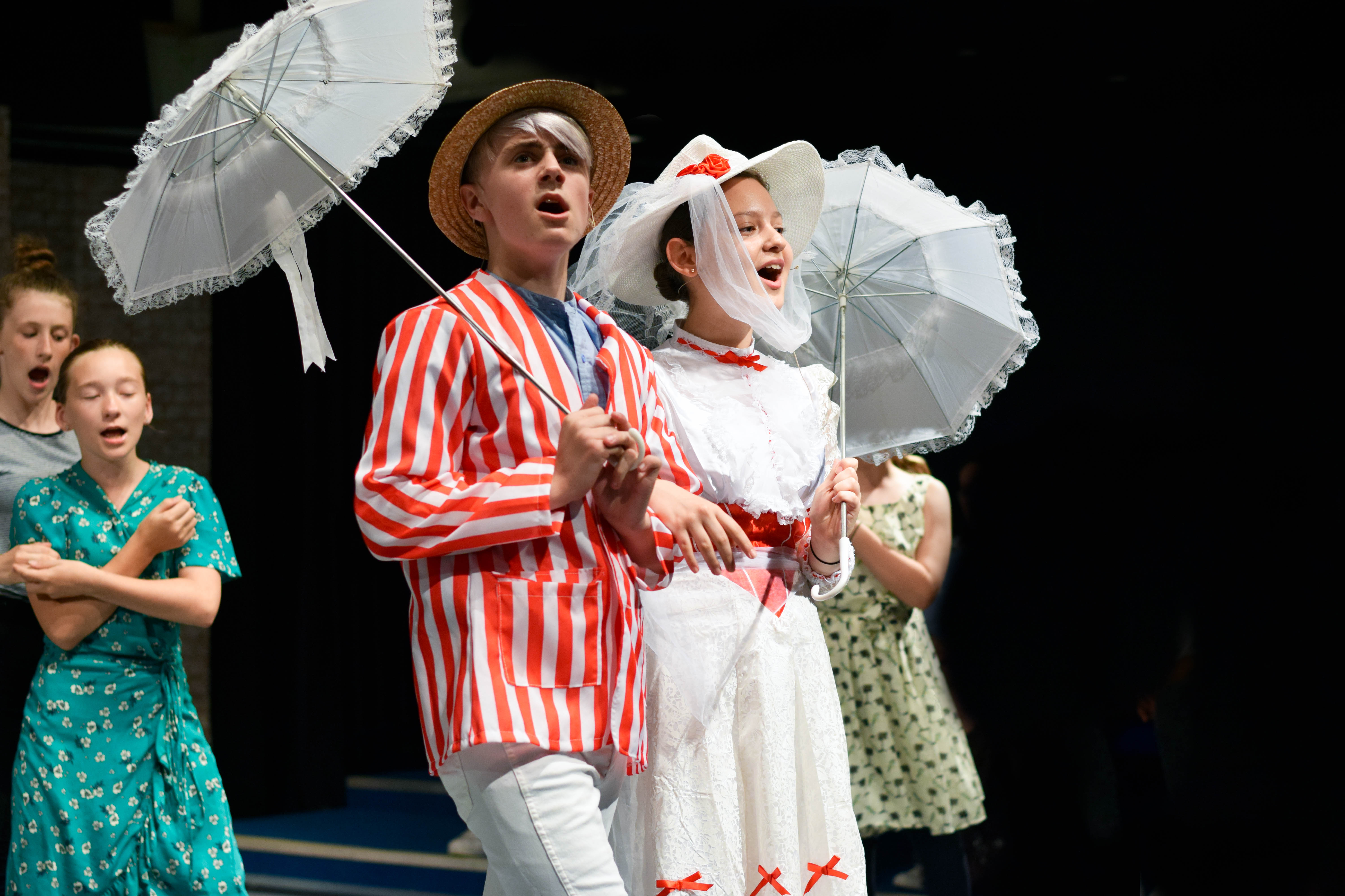 Education News | Mary Poppins at Local Secondary School | Andover & Villages