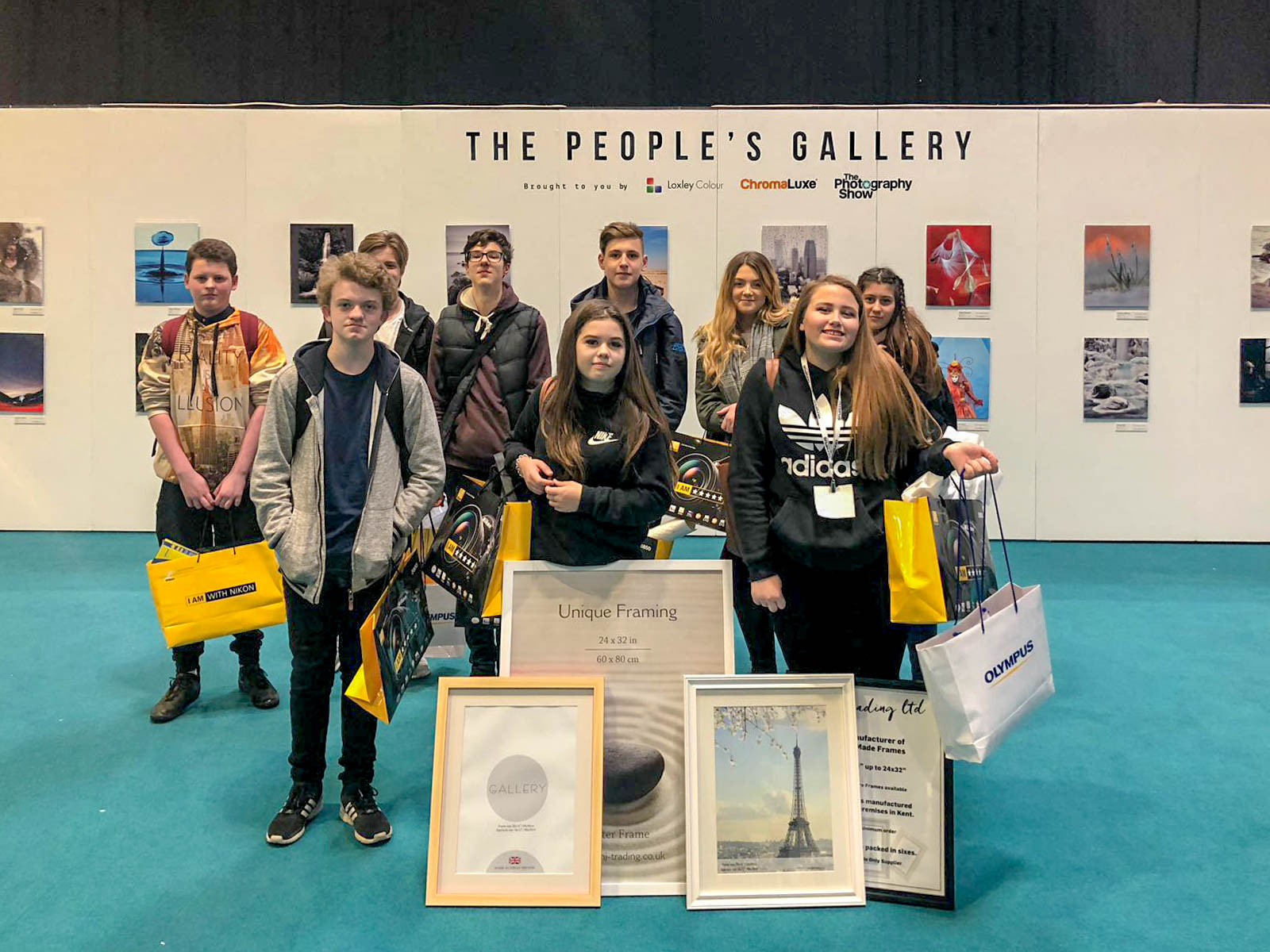 Education News | Winton Students Visit London Museums | Andover & Villages