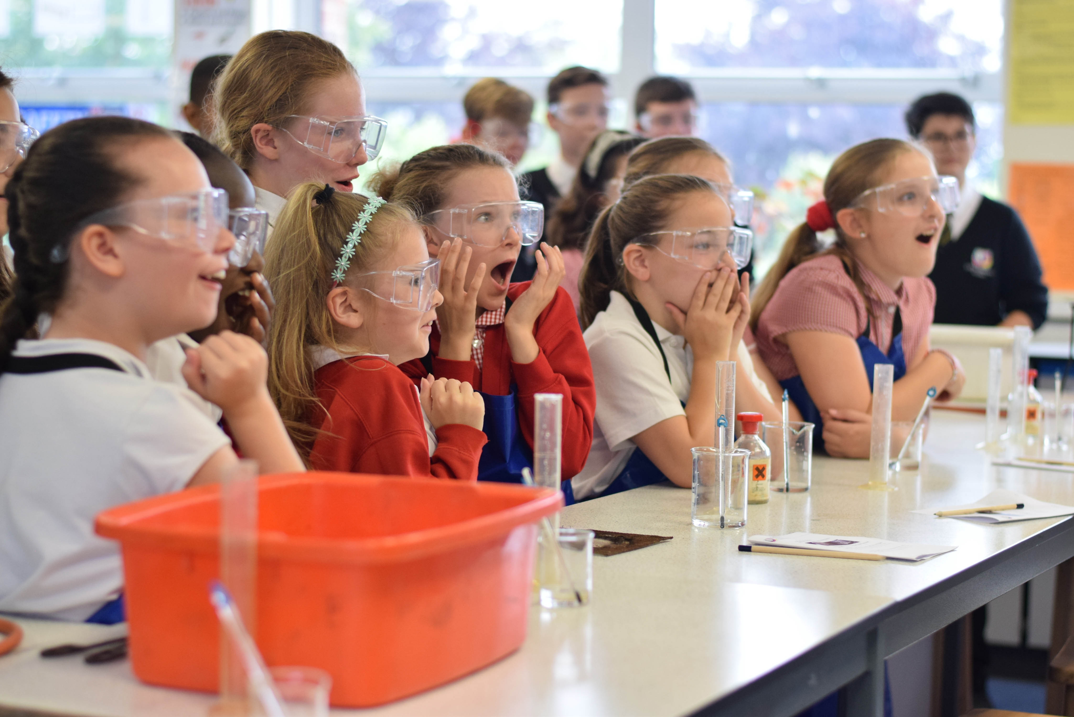 Education News | Year 5 pupils visit Winton for STEM Day | Andover & Villages