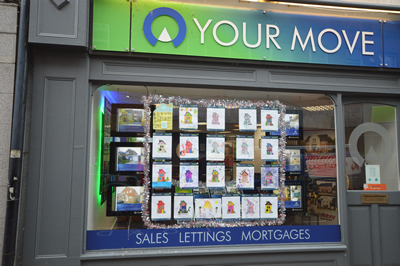Local Andover Estate Agents Your Move Supports Andover Food Bank