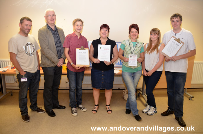 Andover Youth Council Host Make Your Mark Event