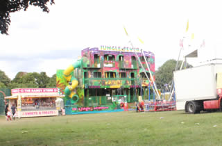 Andover Fun Fair In Andover 2013