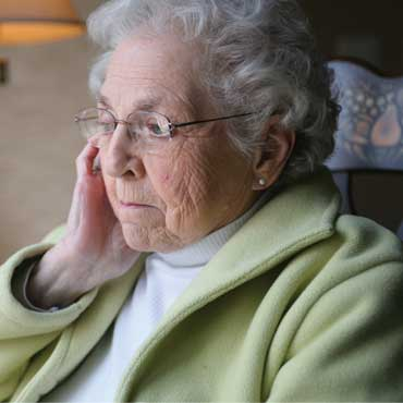 64% Of People Living With Dementia Feel Isolated