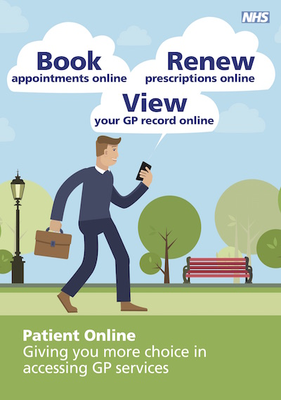 Save Time and Book Your GP Appointments Online