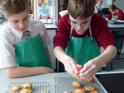 Harrow Way and Icknield Schools Partner up for a Bake-off