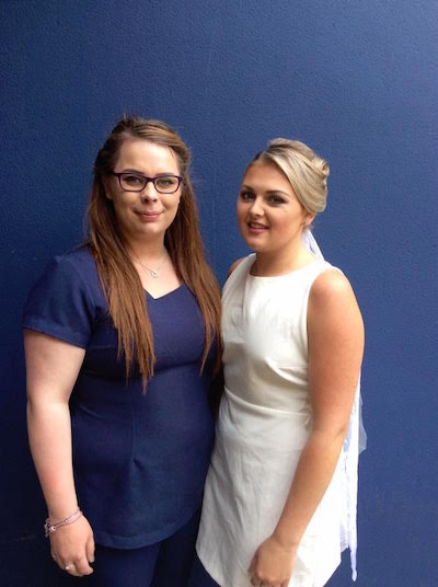 Andover College Hairdressing Students Hunger for Success