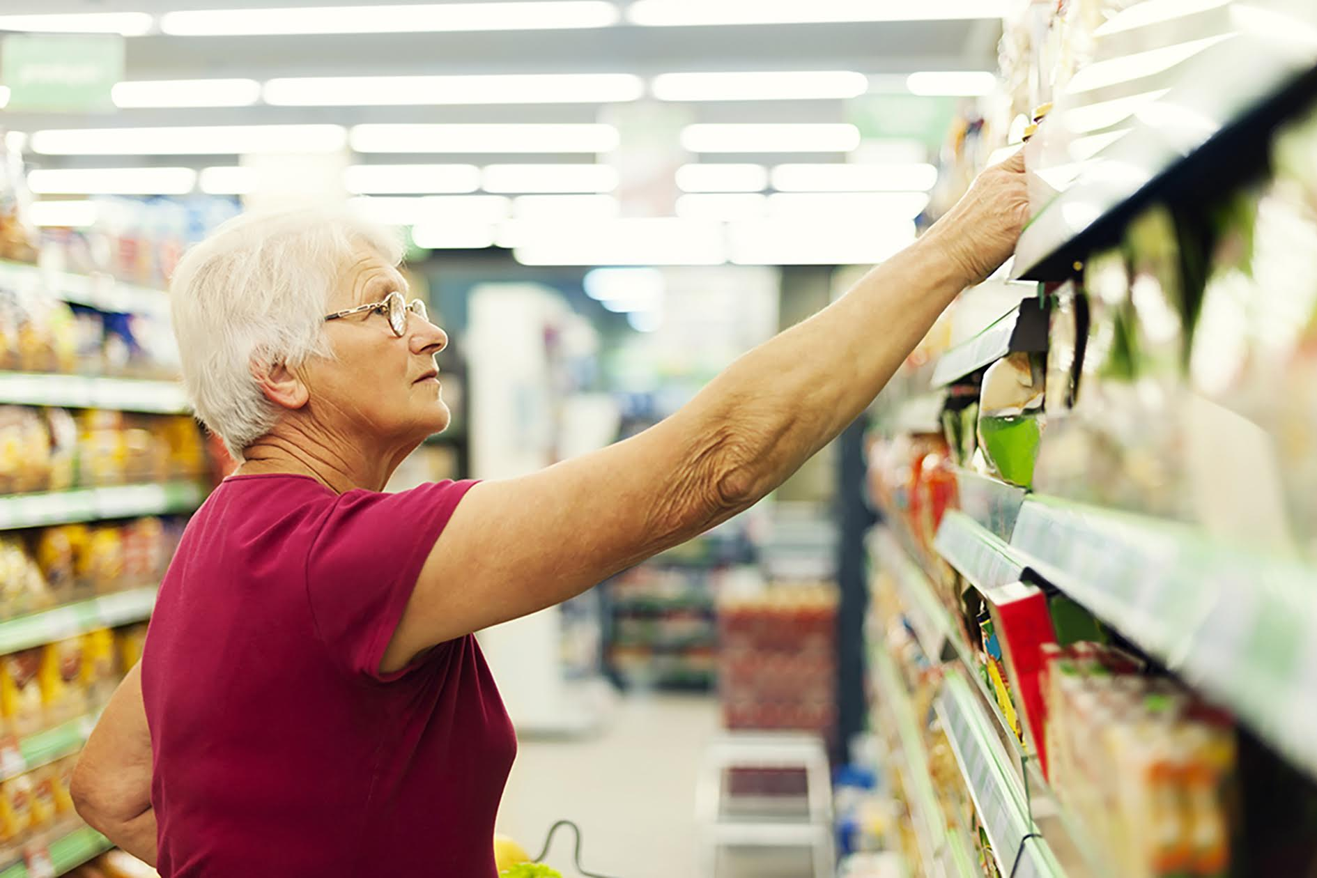 Older Consumers Left Powerless By Packaging