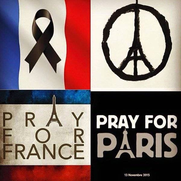 County Council Joins Tributes to Victims of the Paris Terrorist Attacks
