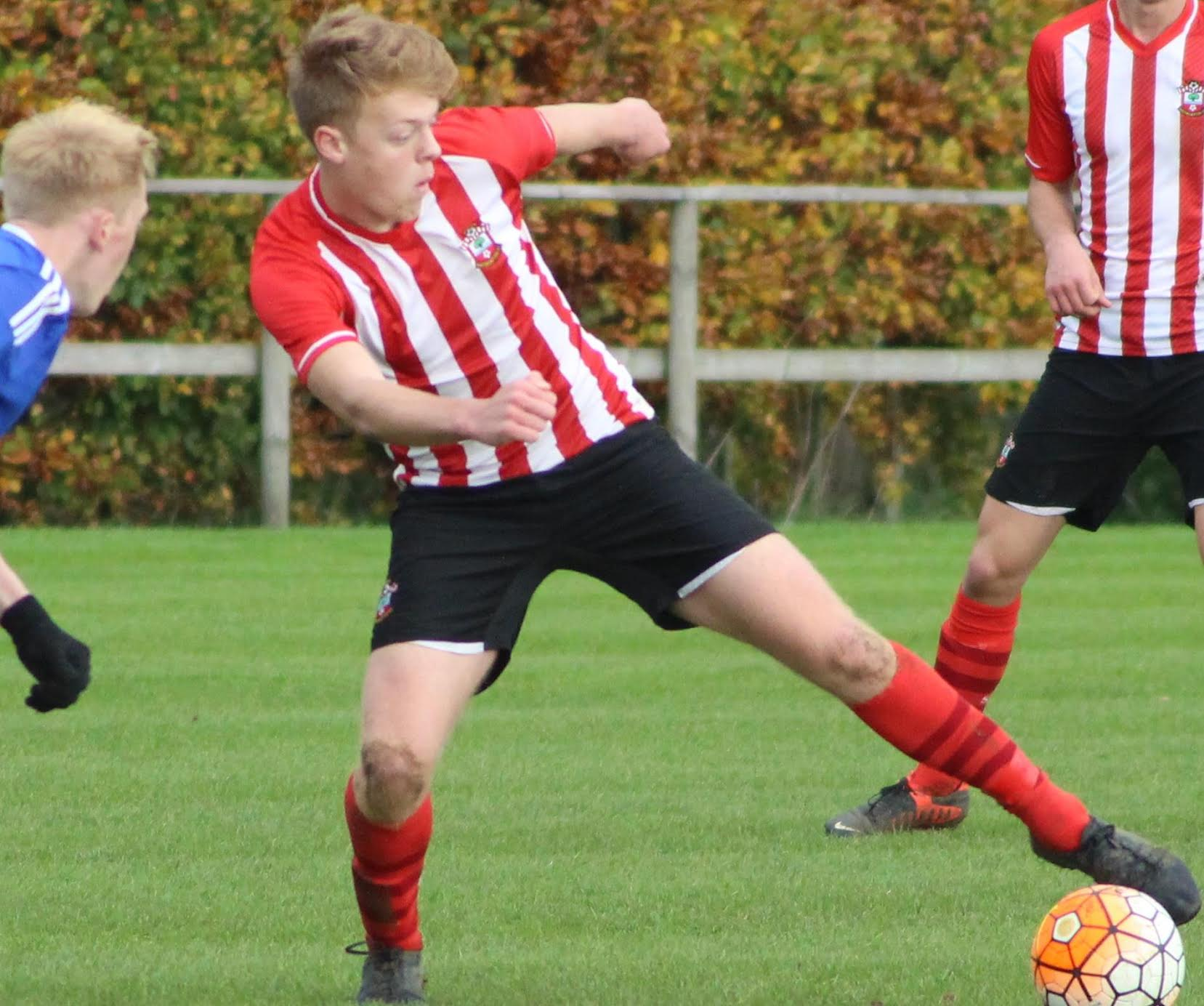 Sparsholt College Student Selected for England Schoolboys