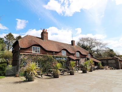 Former 'Hampshire Village Pub of the Year' seeking new own