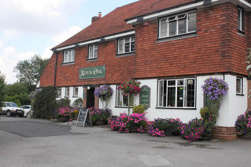 The Royal Oak Clatford