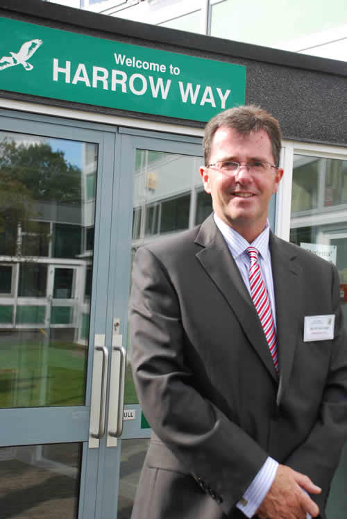 Former 'trainer of the year' working with Harrow Way