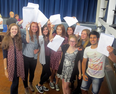 Harrow Way Bucks National Trend for More Able Students