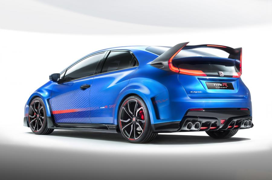 Fastest lap time round the Ring wins a Civic Type R