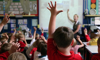 5000 Places to be Provided in the Next Three Years in Hampshire Schools