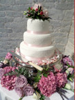 Specialised Wedding Cakes with Sarah Dunlop