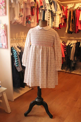 Little Hampshire in Fullerton Near Andover Designer Children's Clothes