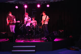 Oxjam at the Lights, Andover