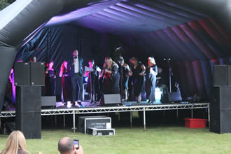Penton Proms for James's Place Nr Andover