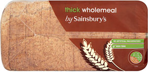 Local news | Sainsbury's Recall Wholemeal Bread | Andover & Villages