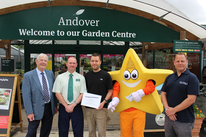 Andover & Villages News - Early Bird Catches the Worm!
