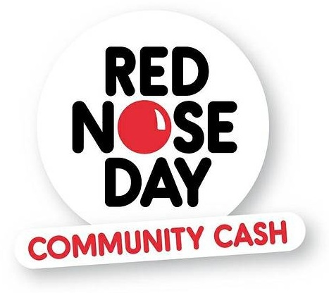 Community Cash Grants Available from Red Nose Day