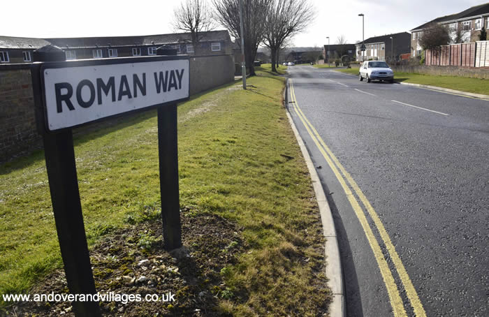 Twelve Year old Robbed on Roman Way