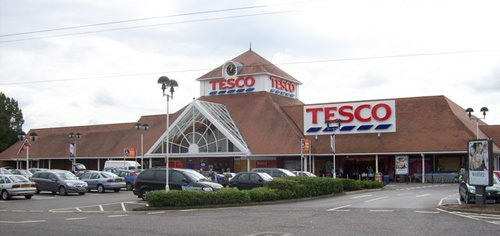 Tesco Apply to Expand Dotcom Service