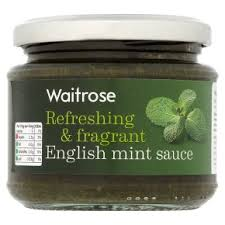 Local News | Waitrose English Mint Sauce Recalled