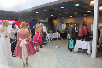 Andover Wedding Fayre at The Lights in Andover Hamsphire