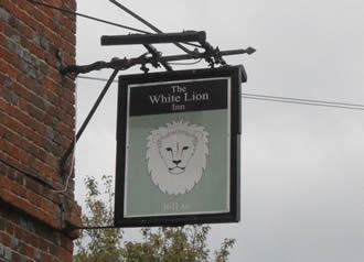 The White Lion Wherwell, Nr Andover, Hampshire