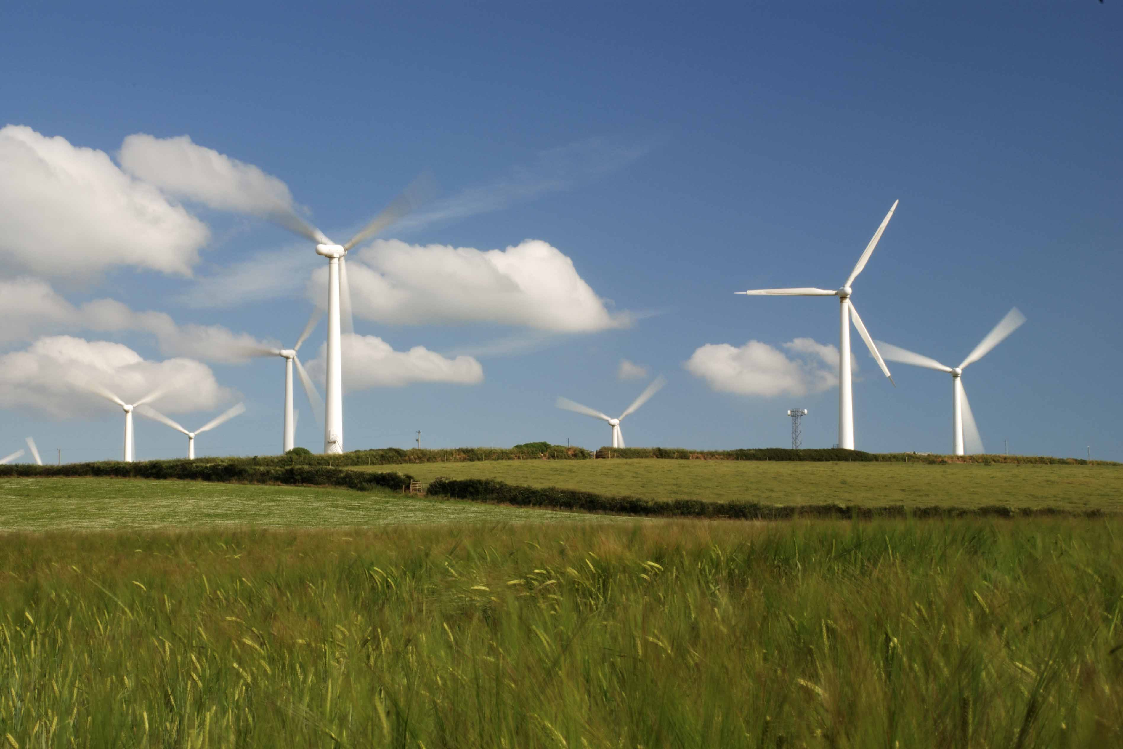 Bullington Cross Wind Farm Plans Ditched