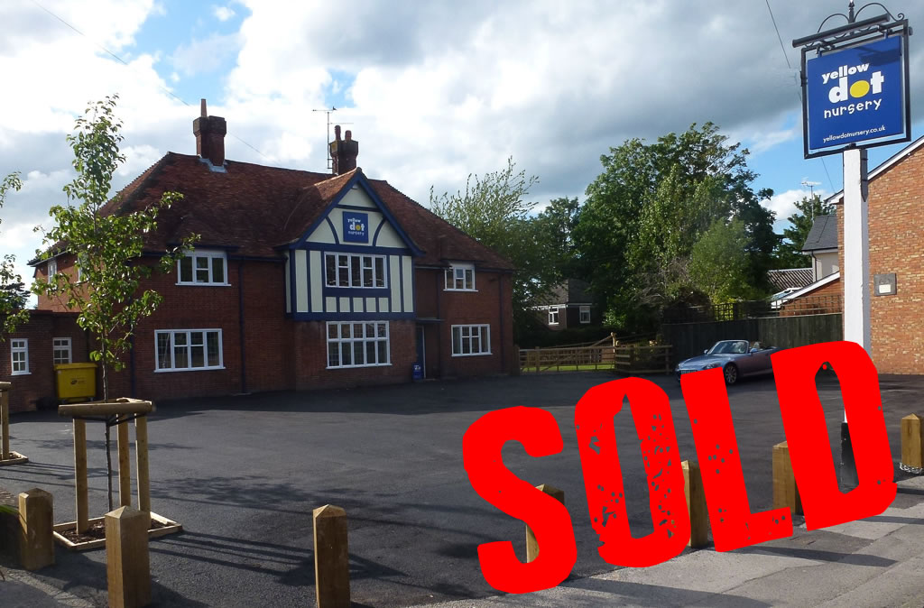 Local News | Yellow Dot Nurseries Sold | Andover & Villages