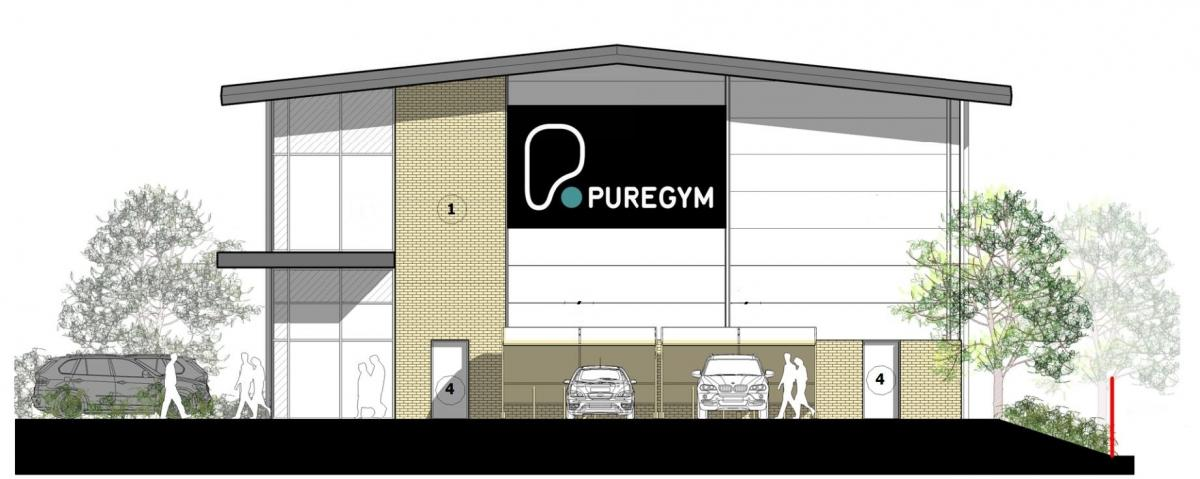 Puregym Gym Application Approved In Andover Business Park