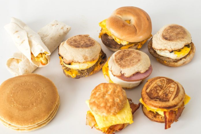McDonalds Andover breakfast times