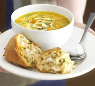 Good Food | National Homemade Soup Day 2016 | Romsey & Villages