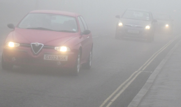Local News | Met Office Issues Severe Weather Warning for Fog | Romsey & Villages