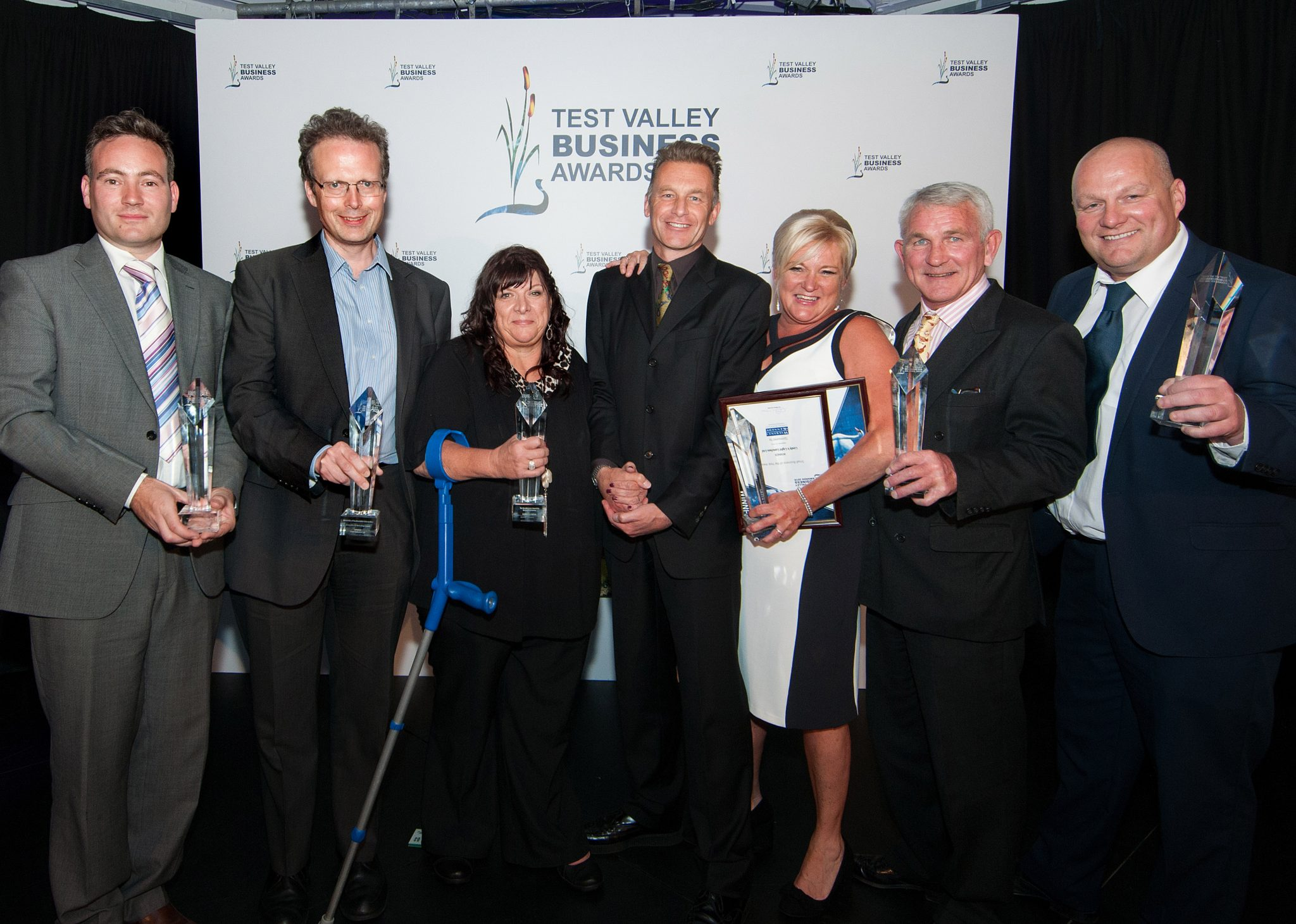 Local Romsey News | Area's Most Successful Businesses Celebrated at Test Valley Business Awards 2016