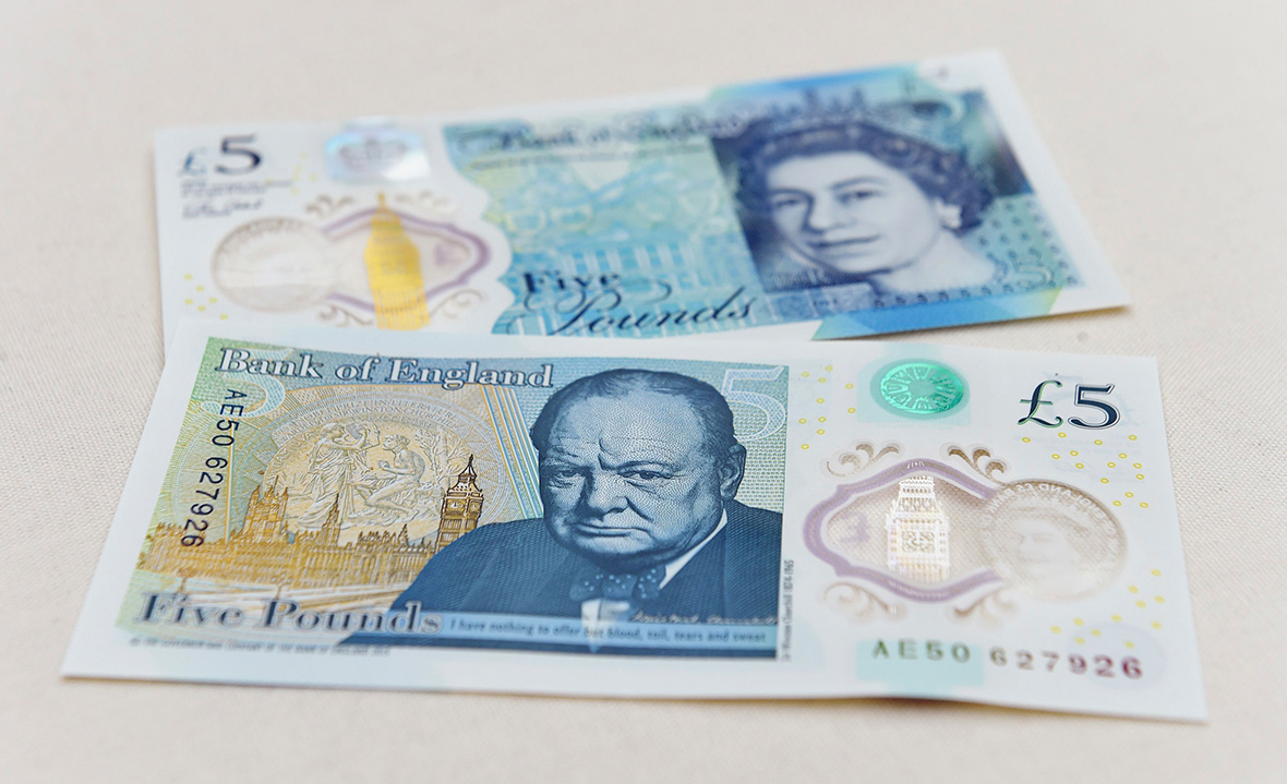 First New Fivers Launched