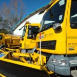 winter gritters ready for new year