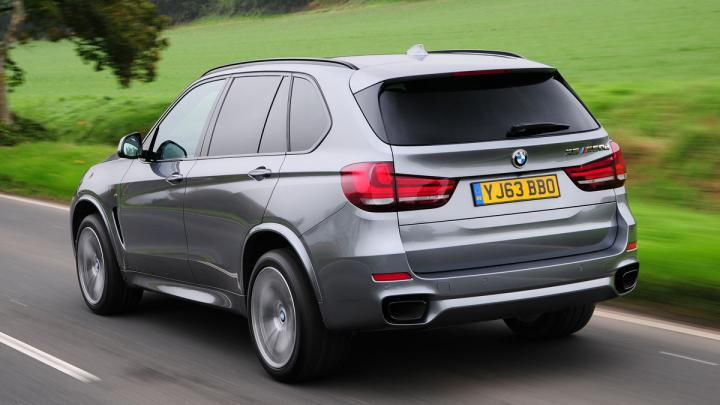 Romsey Motoring News | bmw x5 reclaims reign as most stolen and recovered car in 2016